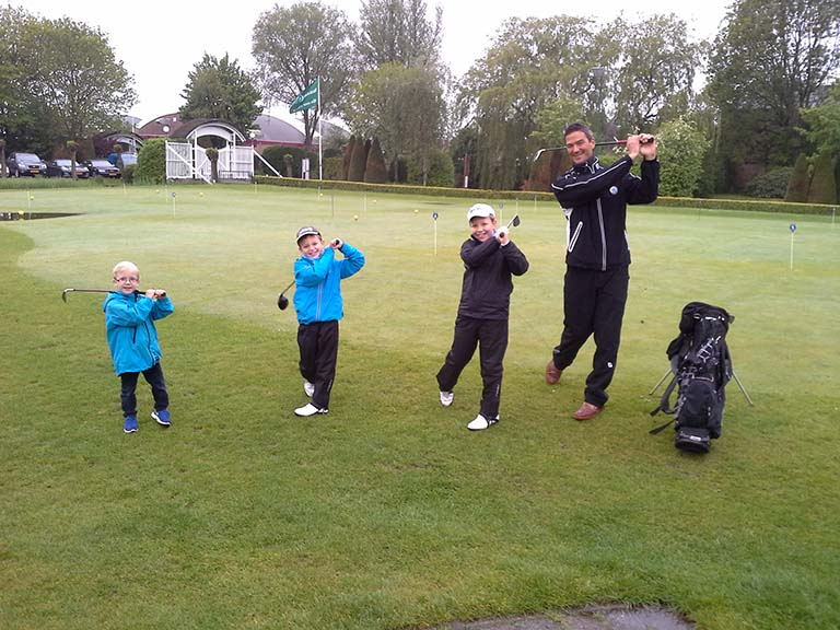 Biografie | Patrick Bourgonje Golf Kagerzoom